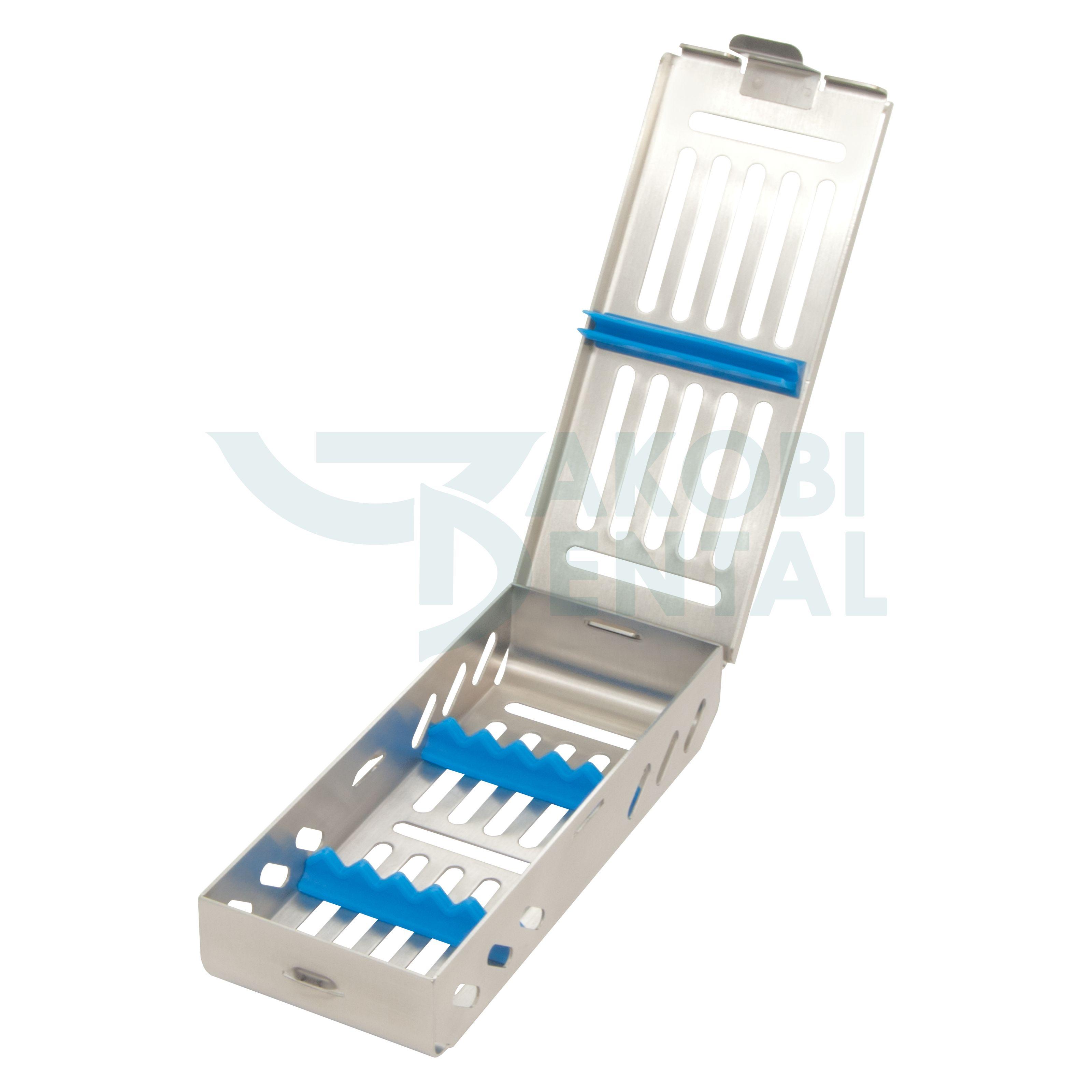 1/4DIN Kassette / Waschtray für 5 Instr. - Farbe wählbar