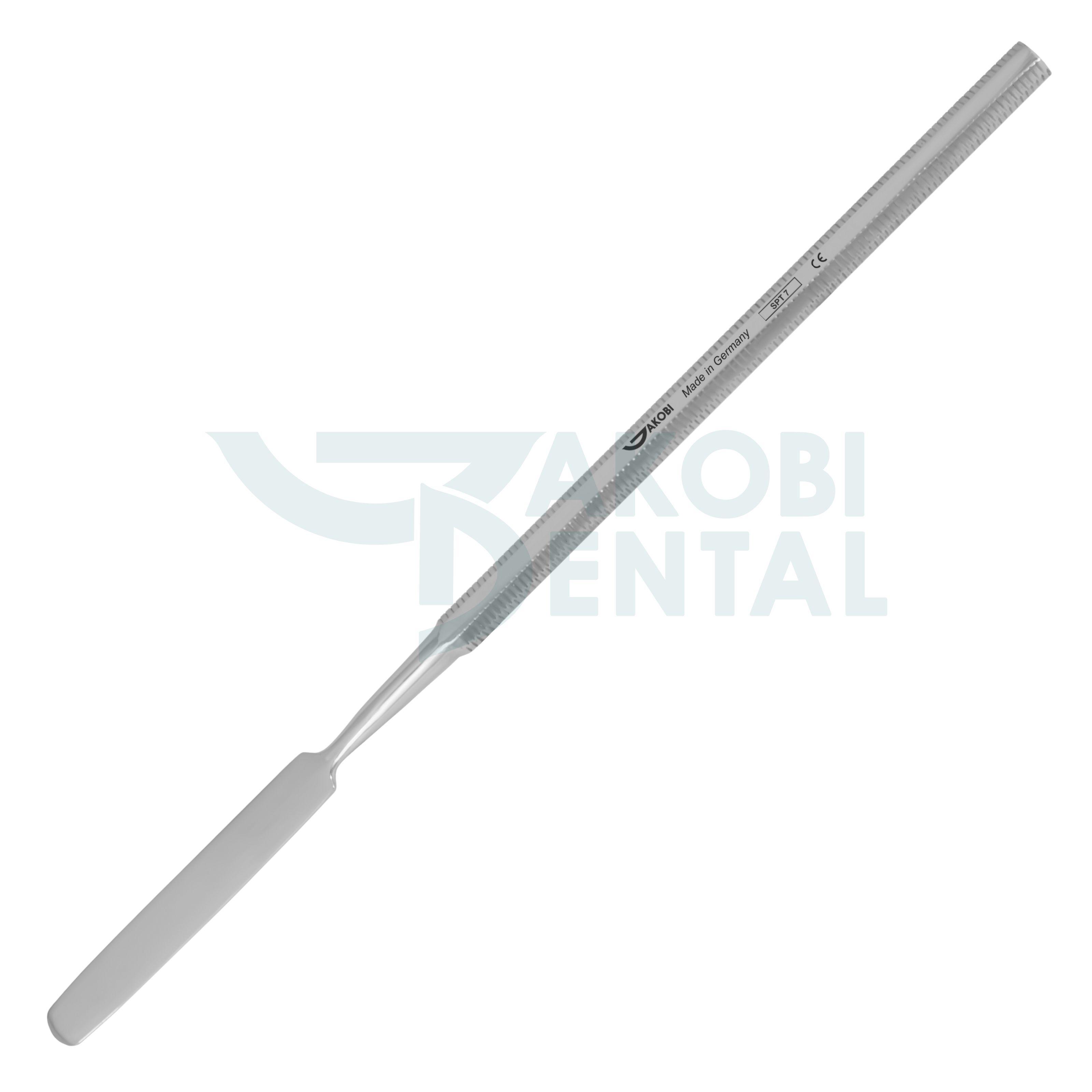 Zementspatel # 7, Breite 7 mm